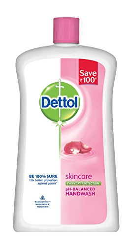 Dettol Liquid Soap Jar, Skincare
