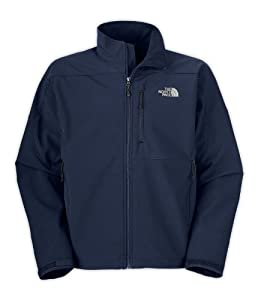 The North Face Apex Bionic Soft Shell Jacket - Men's Deep Water Blue Extra Large from The North Face