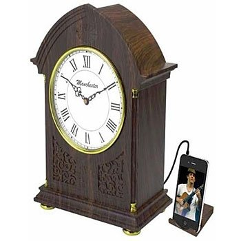 best old fashioned clock radios vintage style. Black Bedroom Furniture Sets. Home Design Ideas