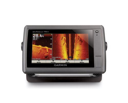 Garmin Echo Map 70Dv Worldwide with Transducer (Discontinued by Manufacturer)