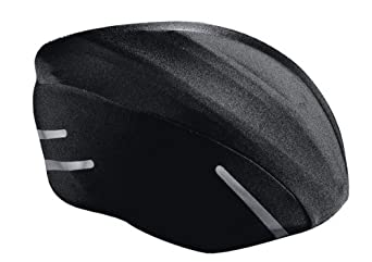 Sugoi Zap Helmet Cover (Black, One Size)