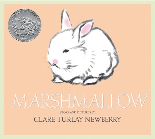 Marshmallow, by Clare Turlay Newberry