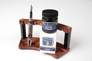 Fountain Pen Ink Bottle - Tanzanite - Fast Dry