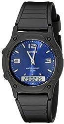 Casio Men's AW49HE-2AV Ana-Digi Sport Watch