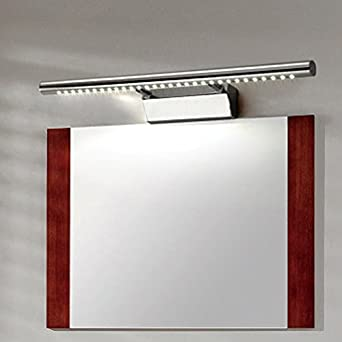 Dailyart LED Bathroom Mirror Light With on/off Switch, 7W, 5050 SMD, Cool White: Amazon.co.uk ...