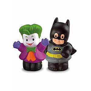 Little People - Batman and Joker