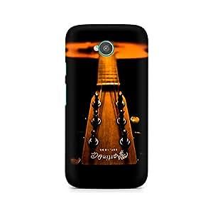 Mobicture Guitar Love Premium Printed Case For Moto E2