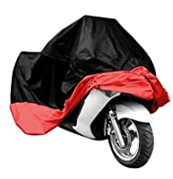 Docooler Motorcycle Bike Moped Scooter Cover Waterproof Rain UV Dust Prevention Dustproof Covering (XXL) (XL) by Docooler