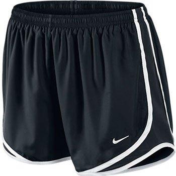 Nike Nike Lady Tempo Running Shorts - Medium - Black