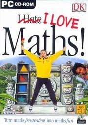 Dorling Kindersley Multimedia (DK) I Love Math! for WIN/MAC for Age - 7 - 11 (Catalog Category: Education / Math) - 1