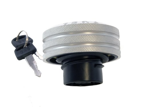 Drake Off Road JP-190005-BL Locking Fuel Cap (2002 Grand Cherokee Center Caps compare prices)