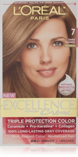 L'Oreal Excellence Creme Haircolor Dark Blonde