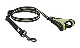 Hurtta Collection Free Hand Leash for Pets, 5-Feet by 11/4-Inch, Birch