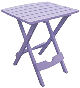 Adams Mfg./Patio Furn. 8500-12-3731 Quik-Fold Folding Patio Table