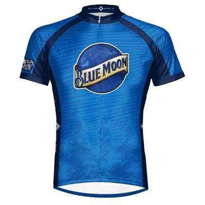 Buy Low Price Primal Wear Men's Blue Moon Coors Men's Cycling Jersey Short Sleeve Cycling Jersey – COBMJ20M (B003XFZSW4)