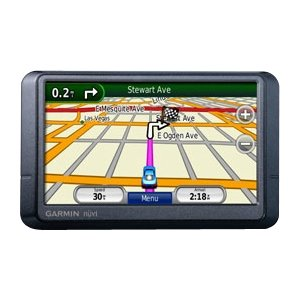 Garmin nüvi 255W 4.3-Inch Widescreen Portable GPS Navigator (Factory Refurbished)