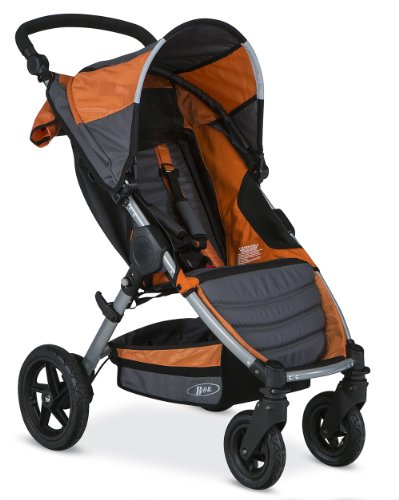 BOB Motion Stroller, Orange - 1