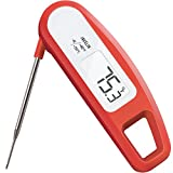 Ultra Fast & Accurate, High-Performing Digital Food/Meat Thermometer - Lavatools Javelin/Thermowand (Chipotle)