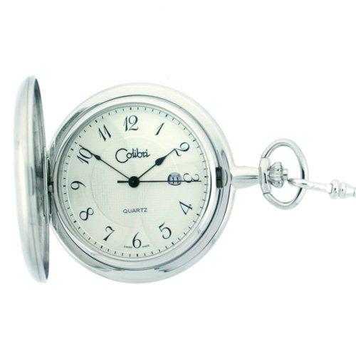 Colibri Swiss Collection Clasic Design Pocket Watch PWS096112Z