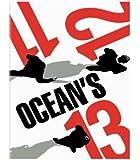 Ocean's Eleven/Ocean's Twelve/Ocean's Thirteen (Bilingual)