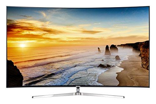 Samsung UN55KS9500 Curved 55-Inch 4K Ultra HD Smart LED TV (2016 Model)