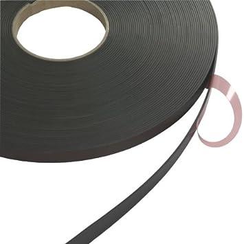 bande magn tique autocollante tapez a a anisotrope 1 5mm x x 12 7mm x 10m. Black Bedroom Furniture Sets. Home Design Ideas