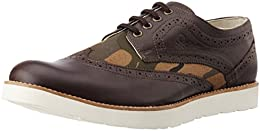 UCB Mens Leather Sneakers B015PWZOCG