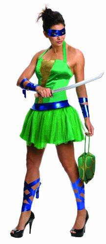 Nickelodeon Teenage Mutant Ninja Turtles Leonardo Adult Female Costume
