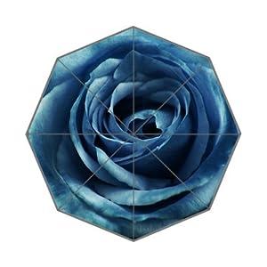 Fashionable Rose Storm-Resistant Umbrella