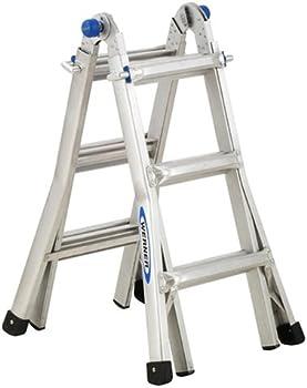 Werner MT-13 13' Aluminum Telescoping Ladder