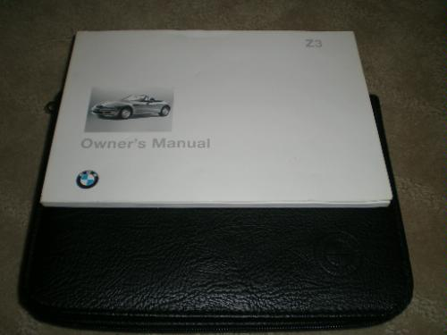 Contents contributed and discussions participated by dominique bmw z3 owners manual 1997 fandeluxe Images