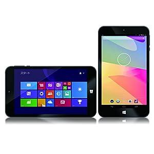 Λzichi(あずいち) 7インチ Windows&Android OS タブレットPC AWOS-0701