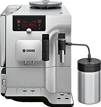 Bosch TES80751DE Kaffeevollautomat VeroSelection 700, Stainless steel