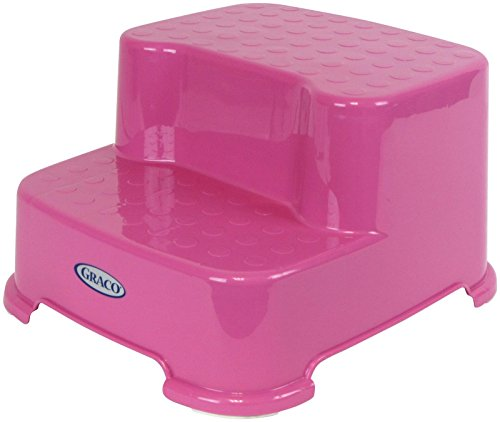 Graco Transitions Step Stool Pink Hardware Tools Ladders