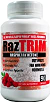 Raspberry Ketone | Raztrim | Advanced Weight Loss Supplement | 500mg Professional Rk Blend | 90…