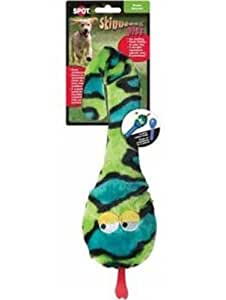 Ethical 5729 Skinneeez Plus - Snake Stuffing-Less Dog Toy, 15-Inch