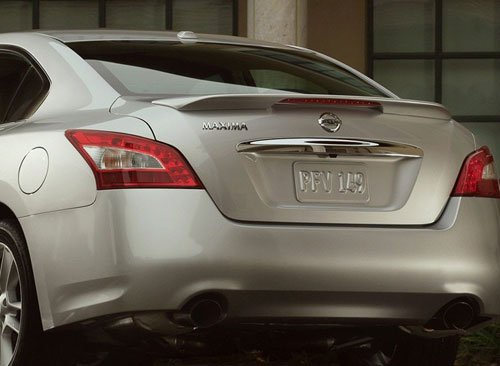 2004 2008 Nissan Maxima Tuner Style Rear Wing Spoiler W Light