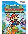 Super Paper Mario Wii Game