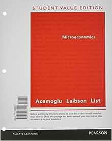 Macroeconomics Plus New Myeconlab With Pearson Etext Access