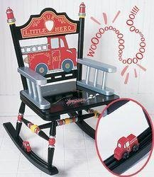 - Fire Engine Rocker - RAB00024 from Levels of Discovery