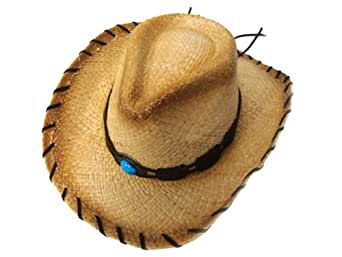 Cool fishing straw hat outdoor palm western for Fishing straw hat