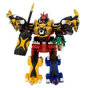 Power Rangers Jungle Fury EXCLUSIVE Deluxe Ultimate Megazord Set