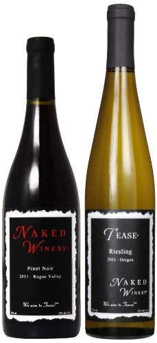 Naked Winery First Date Mixed Pack, (Library Edition) 2 X 750 Ml