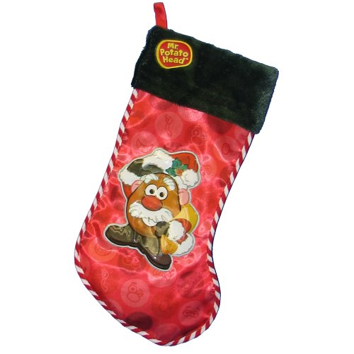 Mr. Potato Head Stocking