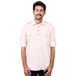 FBBIC Men's Casual Wear Classy Cotton Kurta