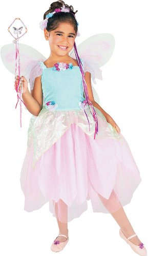 Radiant Pixie Child Fairy Costume