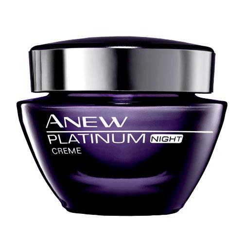 Avon - Anew Cream Platinum Notte, 50 ml