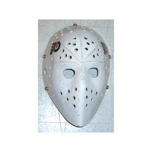 Bernie parent vintage style goalie mask sports outdoors