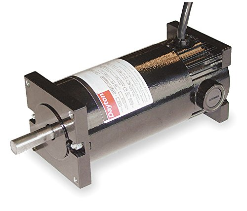 Permanent Magnet Dc Tenv Motor 1/7 Hp 1750/3900 Rpm 12/24 Volts Dc Dayton Electric Model 4Z143