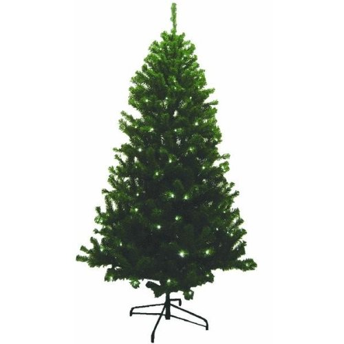 Six Foot Artificial Christmas Tree (400 Tips)